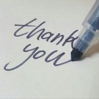 Dziękuj ludziom